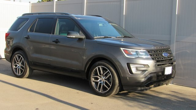 2016 Ford Explorer Sport For Sale >> Pre Owned 2016 Ford Explorer Sport Awd