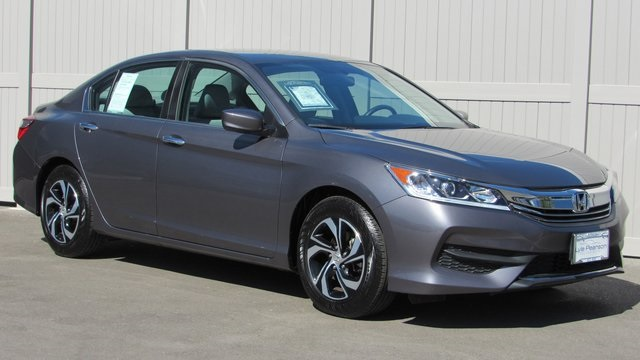 Honda Accord Lx >> Pre Owned 2016 Honda Accord Lx Fwd 4d Sedan