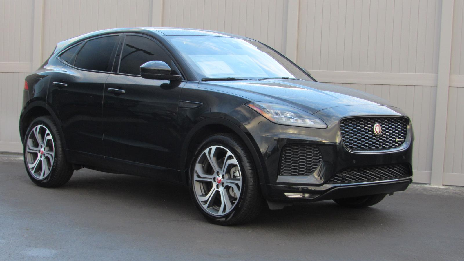 Certified Pre-Owned 2018 Jaguar E-PACE P250 AWD First Edition