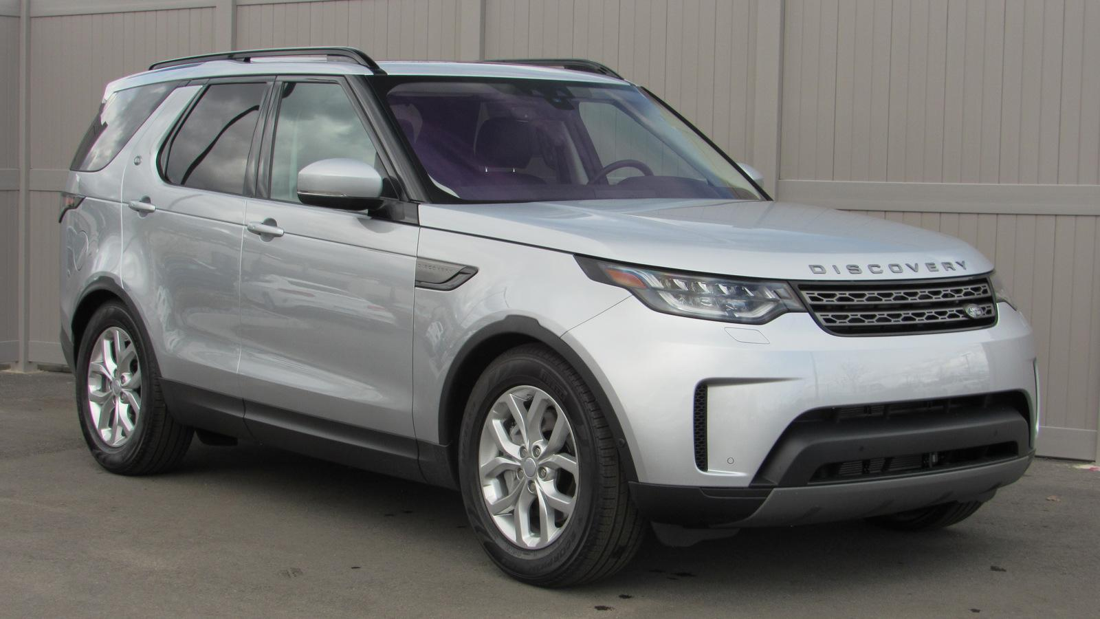 New 2019 Land Rover Discovery SE V6 Supercharged 4WD