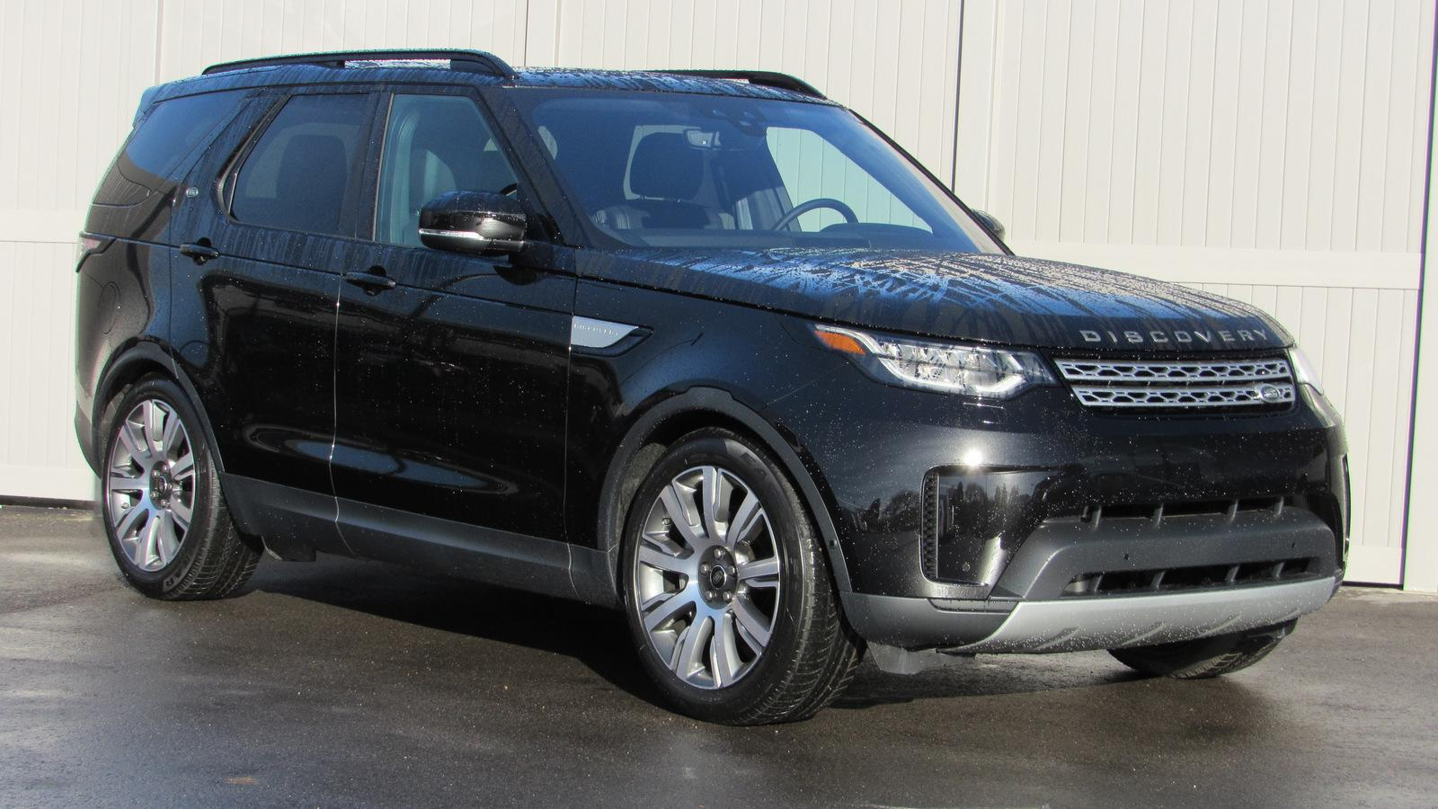 New 2019 Land Rover Discovery Hse V6 Supercharged Suv In