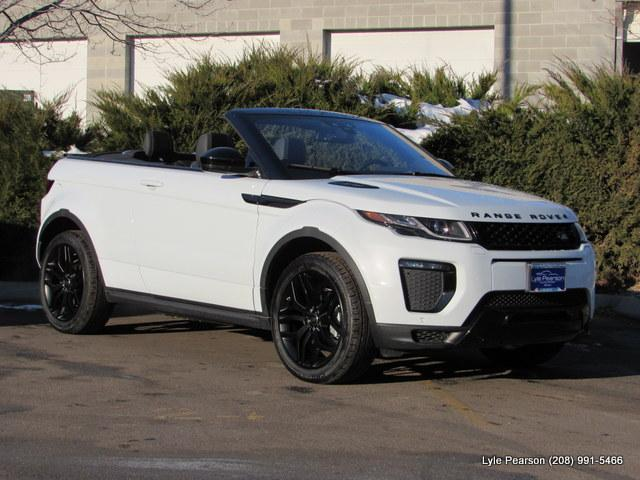 New 2018 Land Rover Range Evoque Convertible Hse Dynamic