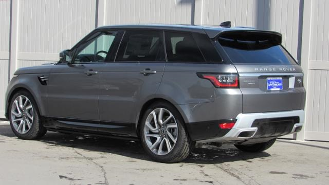 Land Rover Sport >> New 2019 Land Rover Range Rover Sport Hse With Navigation 4wd