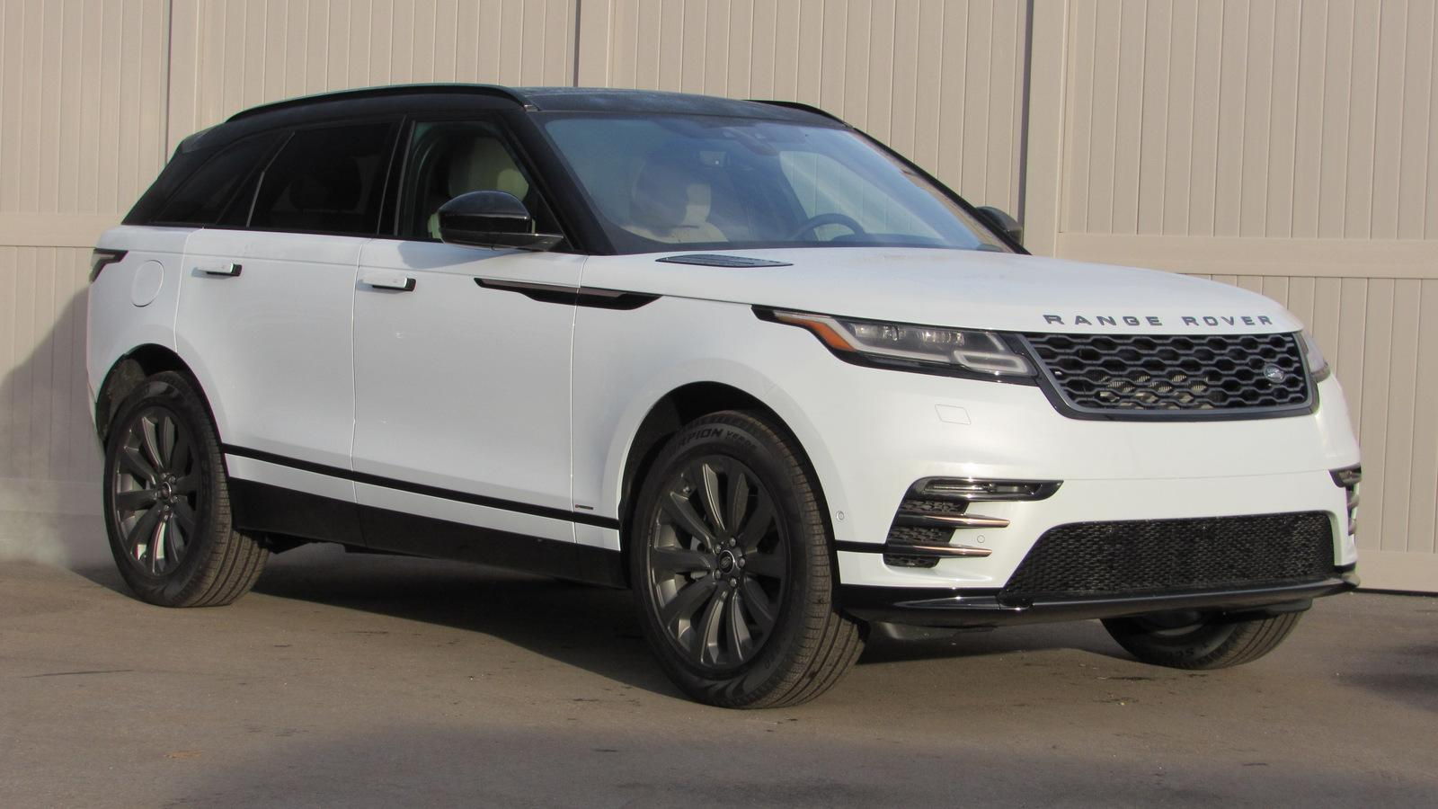 New 2019 Land Rover Range Rover Velar P250 R-Dynamic SE With Navigation & 4WD