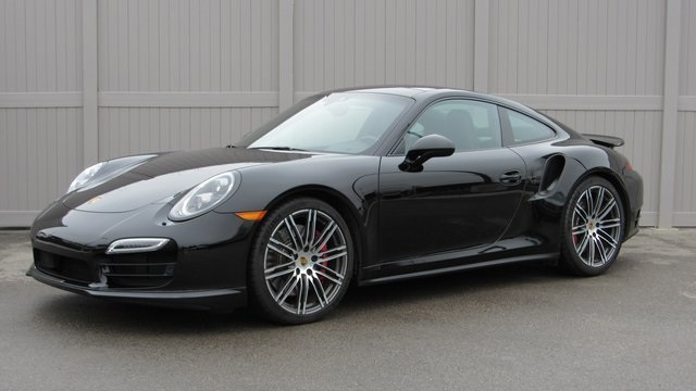 Pre-Owned 2016 Porsche 911 Turbo
