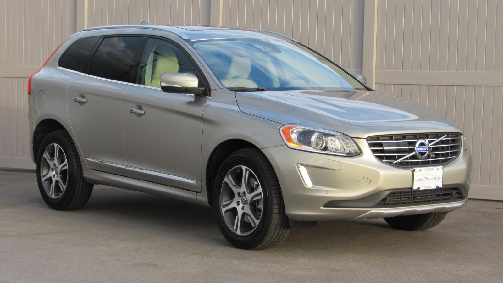 pre-owned 2015 volvo xc60 awd 4dr t6 platinum sport utility in boise