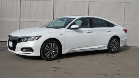 Pre-Owned 2019 Honda Accord Hybrid EX-L