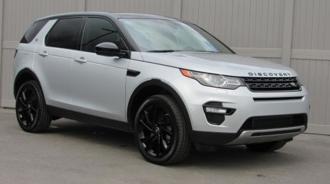 Certified Pre-Owned 2015 Land Rover Discovery Sport AWD 4dr HSE LUX